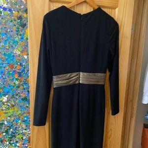 Calvin Klein couture dress